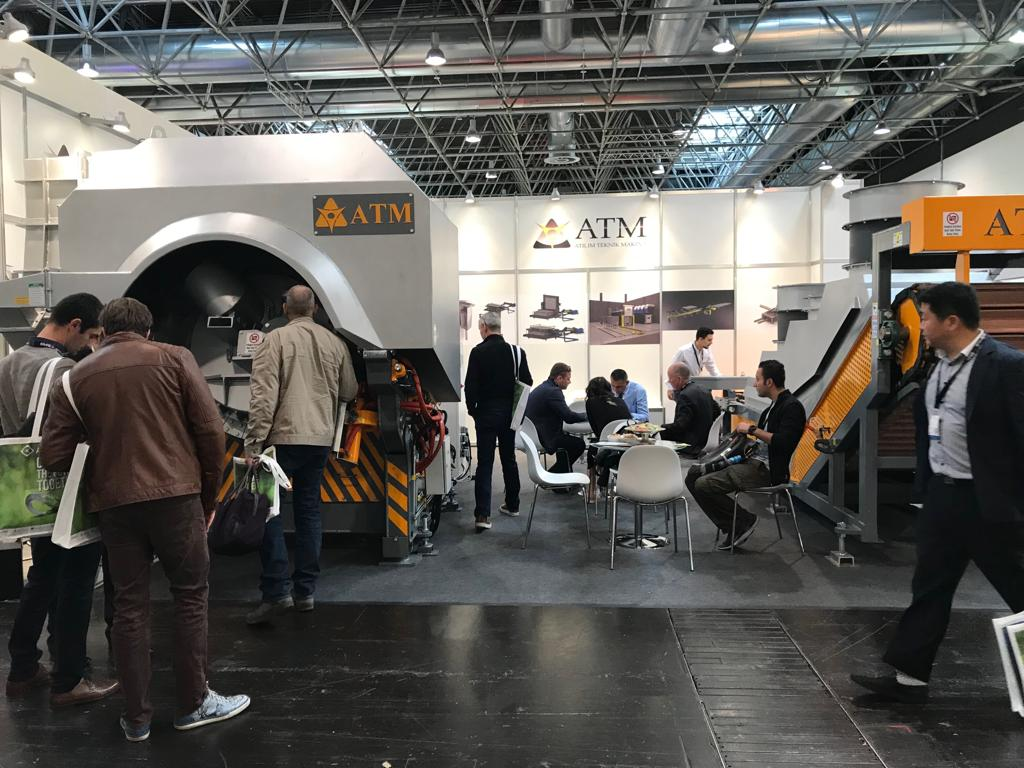 ALUMINIUM Düsseldorf 2018 (9-11  October)